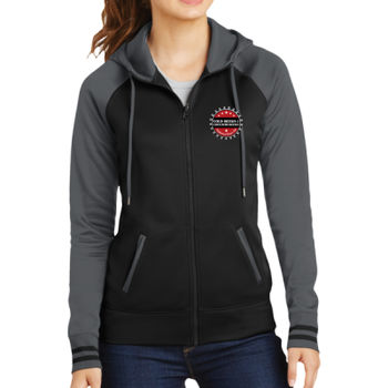 Ladies Hooded Jacket Thumbnail