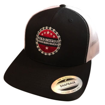 Adult Retro Trucker Cap Thumbnail